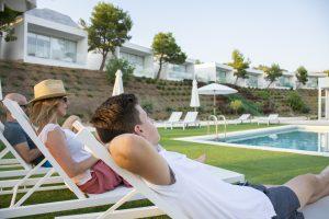 descanso y relax, vacaciones, Finestrat, Benidorm